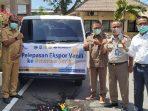 Pelepasan Ekspor 605kg Vanili ke Amerika Serikat