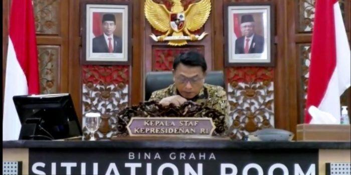 moeldoko Kepala Staff Kpresidenan Ketua Umum HKTI