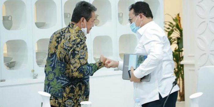 Menteri KKP Bersama Ketua Umum MAI
