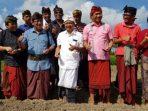Koster Ingatkan potensi pertanian Bali