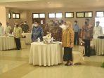 Sakti Wahyu Trengono, Bersama Rektor universitas Padjajaran bandung dan Prof Rokhmin Dahuri Ketua MAI