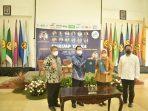 Rokhmin Dahuri dan Rektor Universitas padjajaran bandung